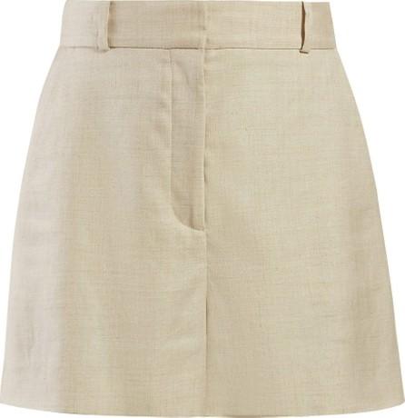 Stella McCartney Tailored linen shorts