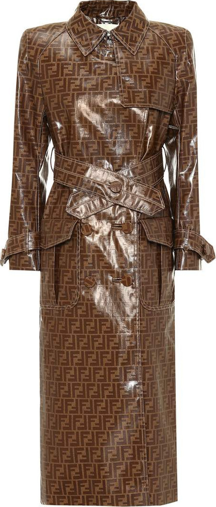 Fendi Coated coat