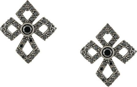 Federica Tosi cross earrings