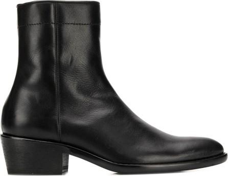 Haider Ackermann Pointed zip boots