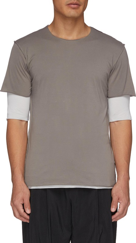ATTACHMENT Layered sleeve T-shirt