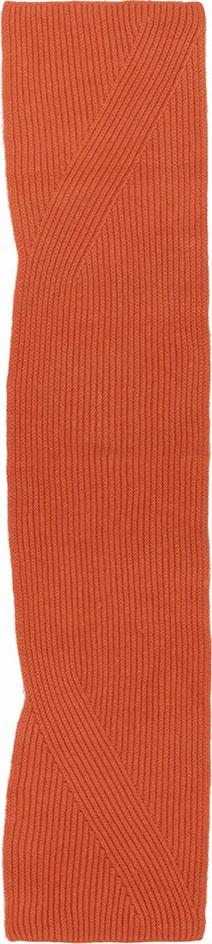 Acne Studios 'Hana' wool-mohair chunky knit scarf