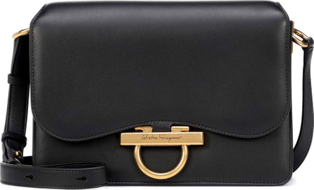 Salvatore Ferragamo Joanne leather shoulder bag