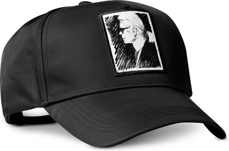 Karl Lagerfeld Karl Legend Black Cap