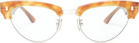 Celine Cat-eye tortoiseshell acetate sunglasses