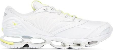 Mizuno X Futur Wave Prophecy leather sneakers