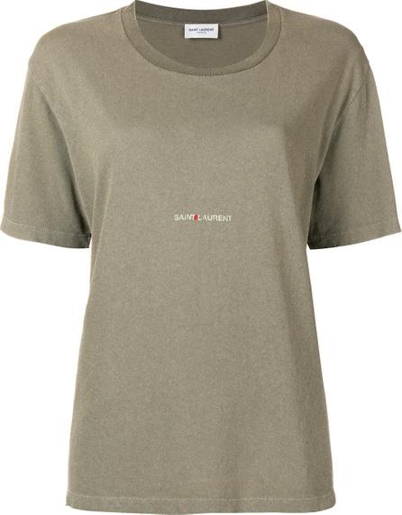 Saint Laurent Classic Saint Laurent Square T-shirt