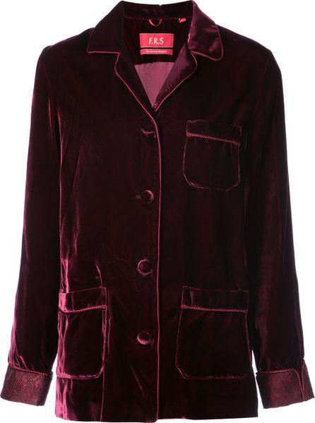 F.R.S For Restless Sleepers Pyjama jacket