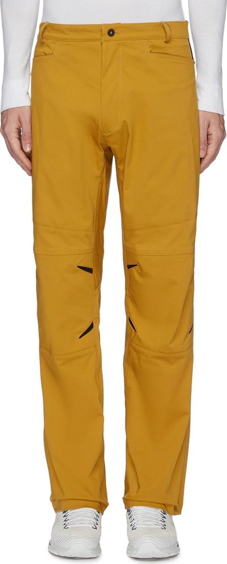 Mackintosh Colourblock waist panelled pants