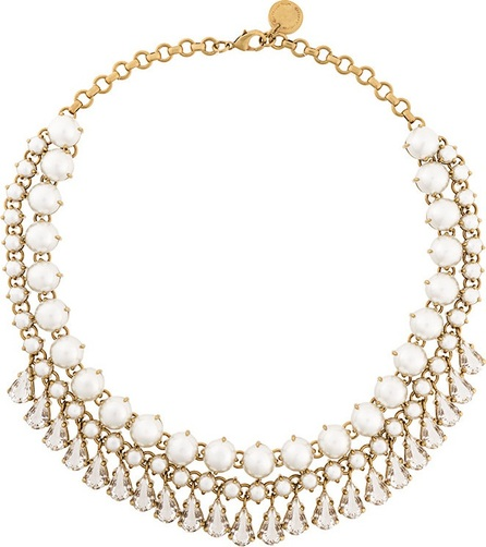 Ermanno Scervino multi stoned necklace