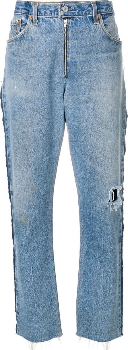 RE/DONE High rise relaxed jeans