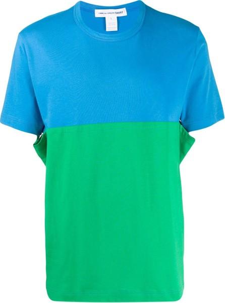 Comme Des Garcons Colour block T-shirt