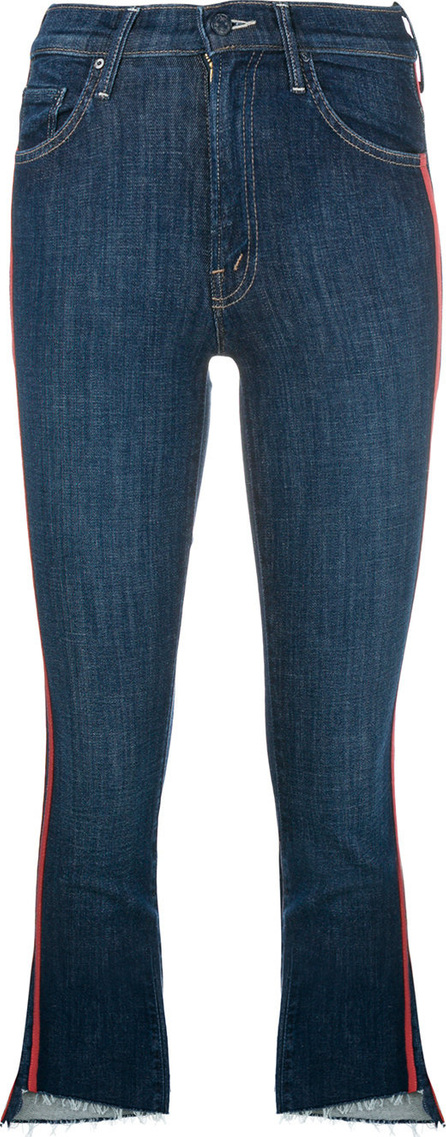 MOTHER Slim cropped jeans