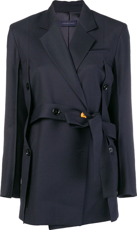 Eudon Choi Belted Beatrice jacket