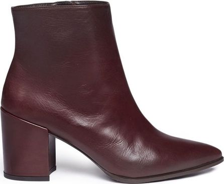 Stuart Weitzman 'Trendy' calfskin leather boots