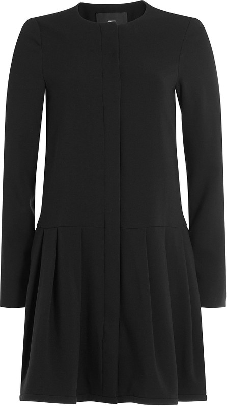 Steffen Schraut Tailored Coat with Pleats
