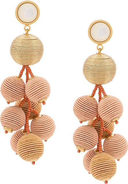 Lizzie Fortunato Meteor earrings