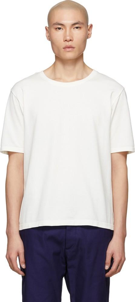 Homme Plissé Issey Miyake White Washi T-Shirt