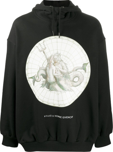 Givenchy Graphic print hoodie