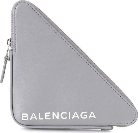 Balenciaga Leather pouch