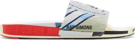 Adidas By Raf Simons adidas x Raf Simons Micro Adilette Slides
