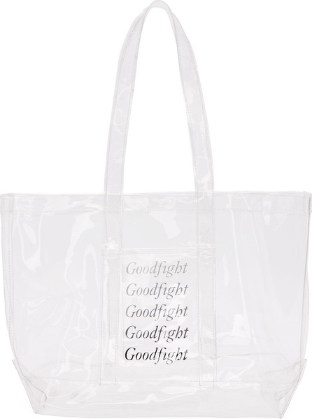 Goodfight Transparent Double Pane Tote