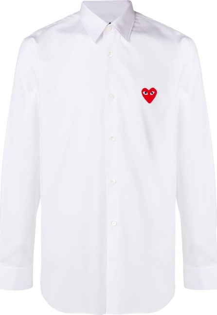 Comme Des Garcons PLAY Classic heart shirt
