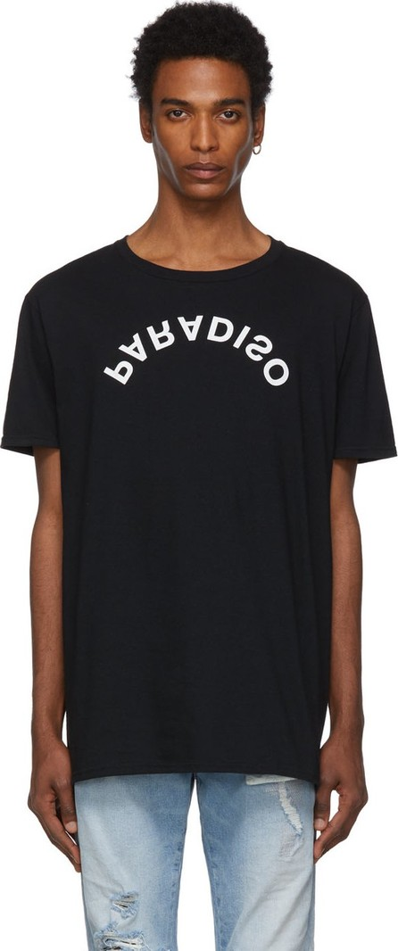 Double Rainbouu Black 'Paradiso' T-Shirt