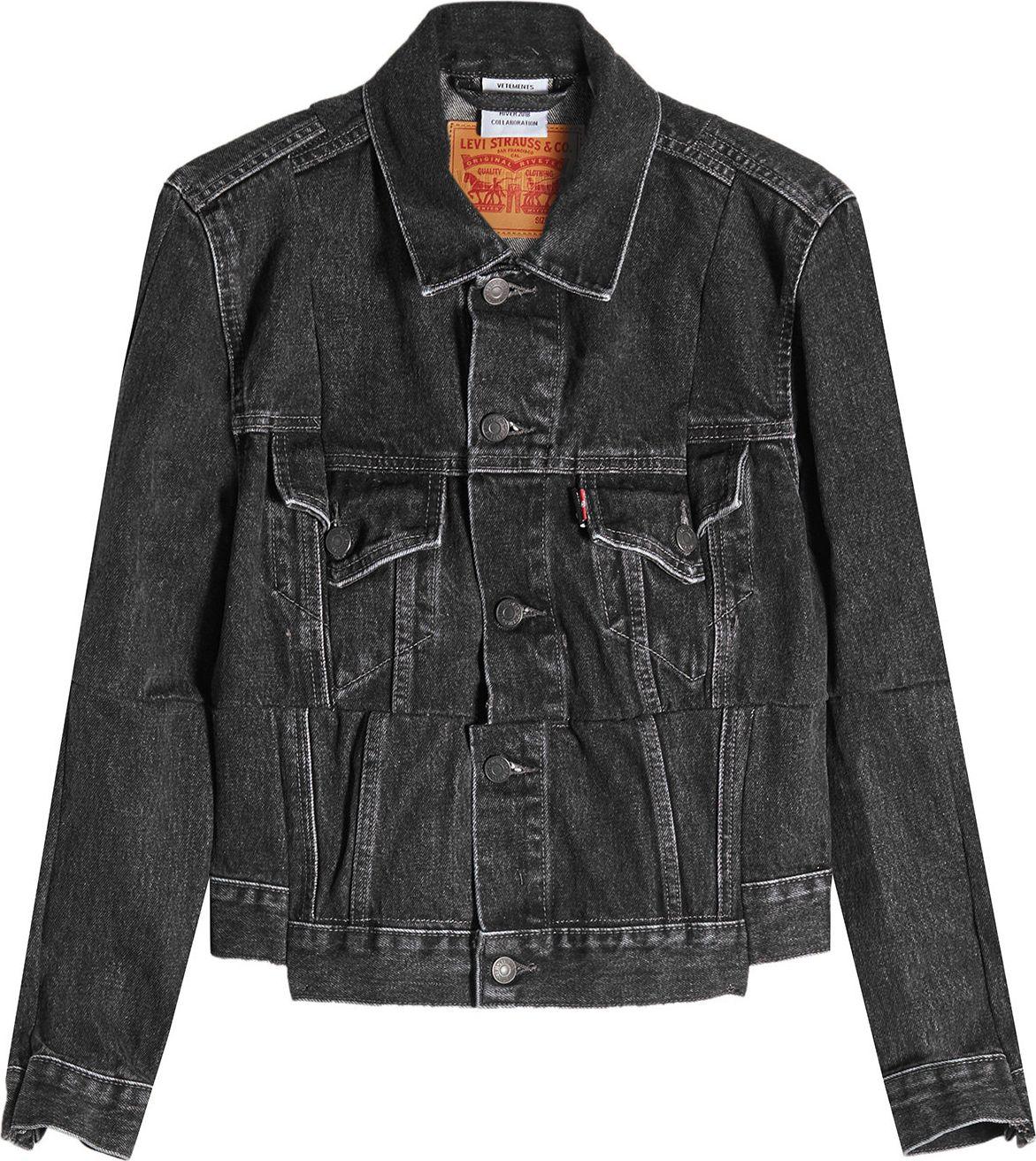 Vetements - Reworked Denim Jacket