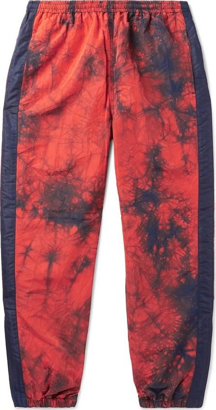 Blue Blue Japan Striped Tie-Dyed Nylon Sweatpants