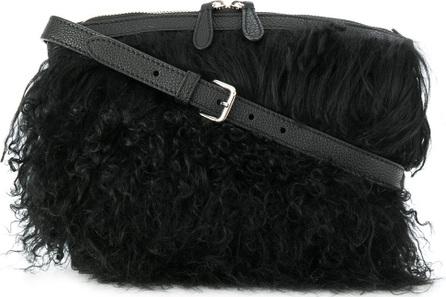 Jil Sander Top zip crossbody bag