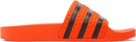 Adidas Originals Orange Adilette Slides