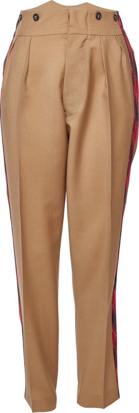 N°21 Mohair and Virgin Wool Pants