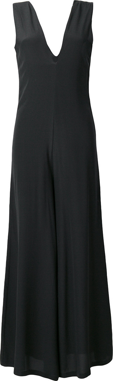 Semicouture Palazzo trouser jumpsuit