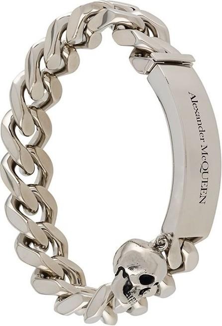 Alexander McQueen Identity chain bracelet