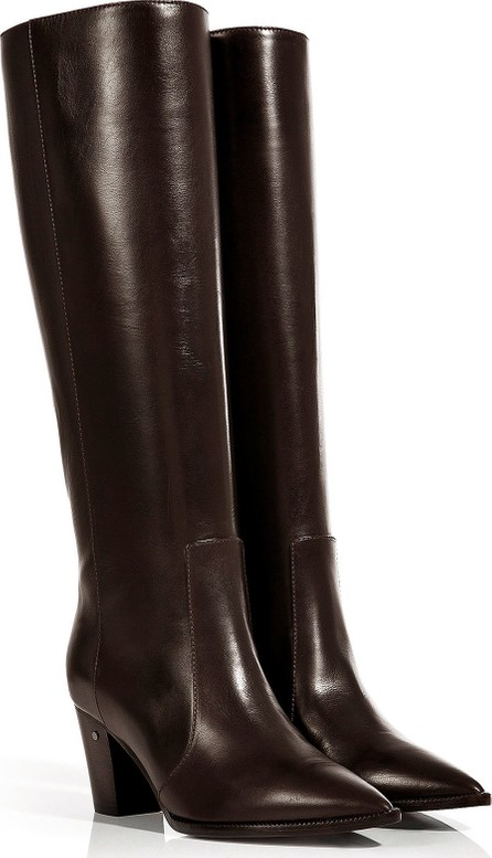 Laurence Dacade Leather Knee-High Boots