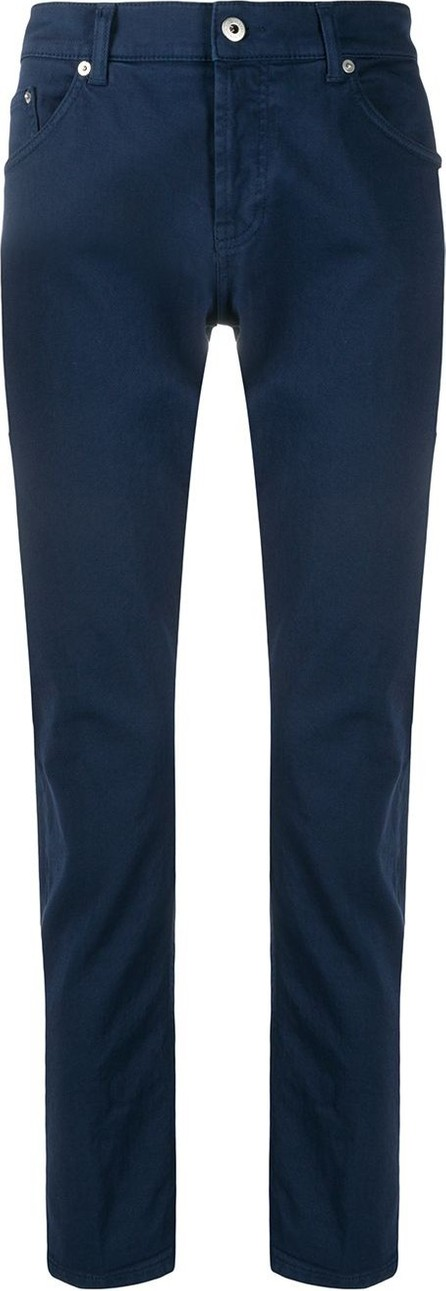 Dondup Low rise straight-leg jeans