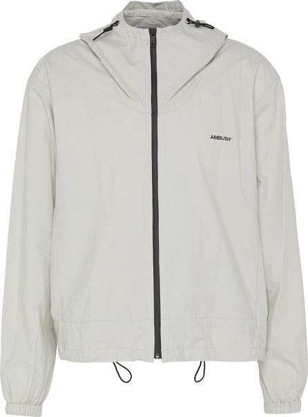 Ambush Logo zip up hood jacket