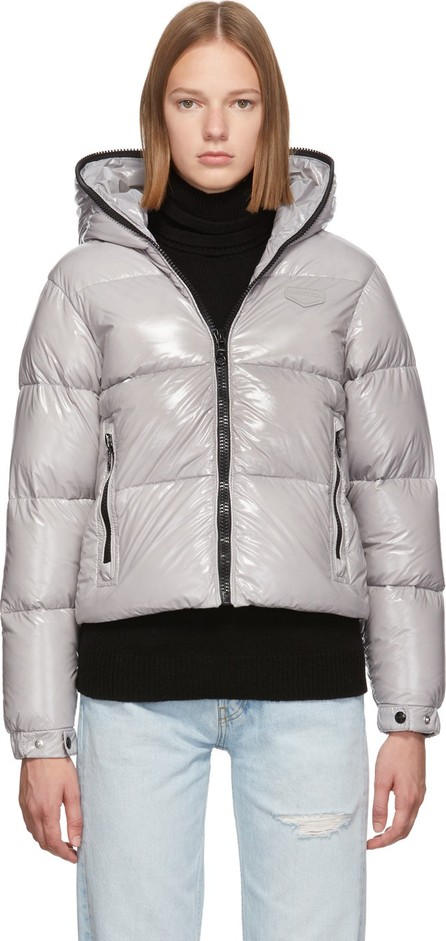 Duvetica Grey Down Bellatrixdue Coat