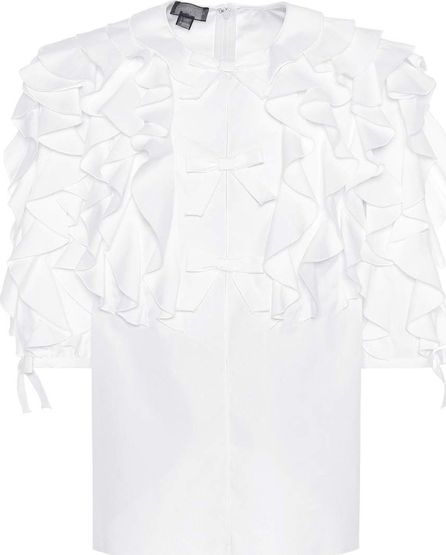 Giambattista Valli Cotton top
