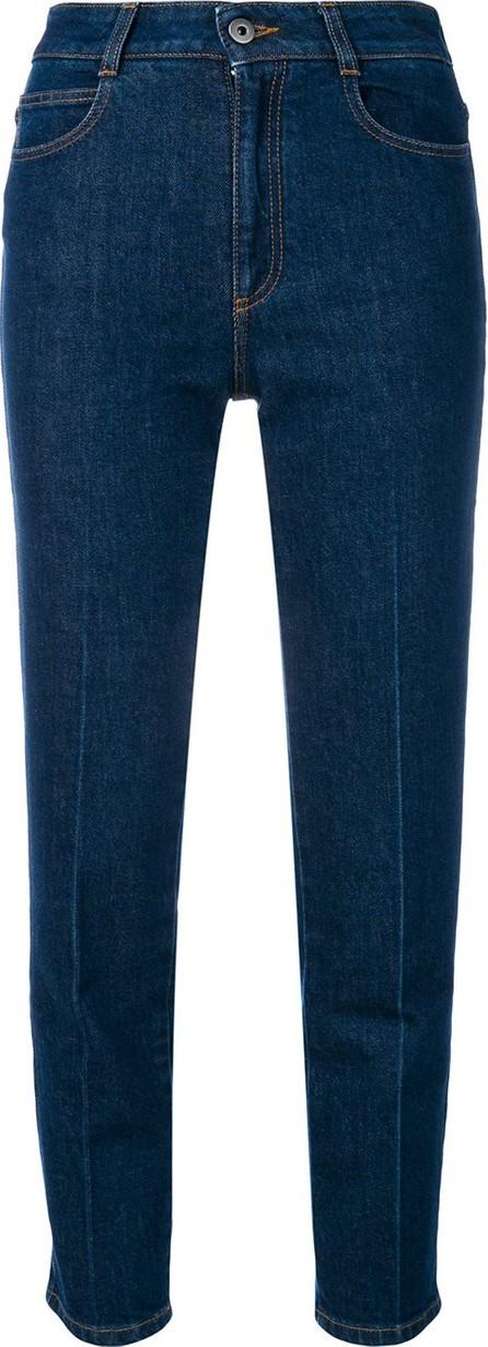 Stella McCartney high-waisted slim jeans