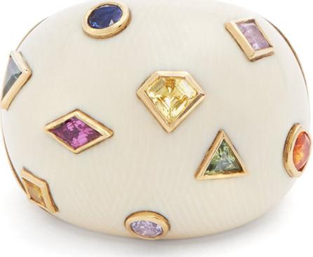 Bibi Van Der Velden Pop Art Ring