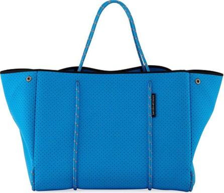 State of Escape Escape Perforated Tote Bag, Bright Blue