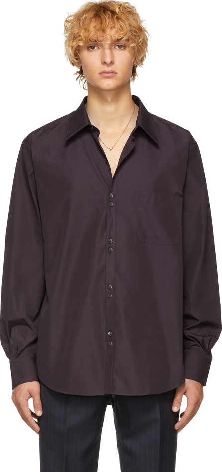 Cobra S.C. Purple Double Button Shirt