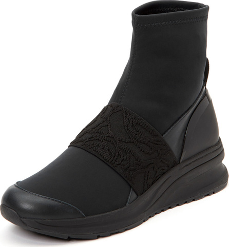 Taryn Rose Zorah Stretch High-Top Sneakers