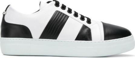 Neil Barrett Colour block sneakers