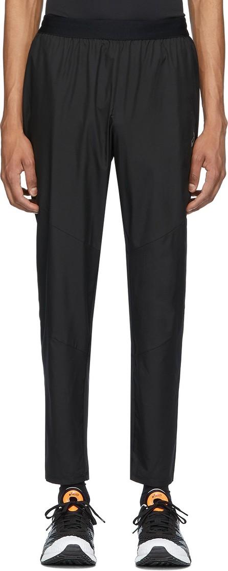 Asics Black Race Track Pants