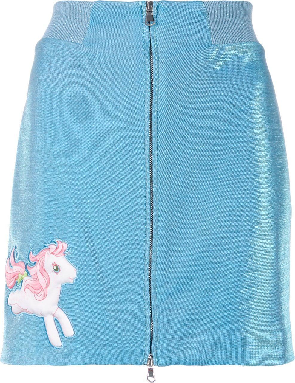 Moschino - My Little Pony mini skirt