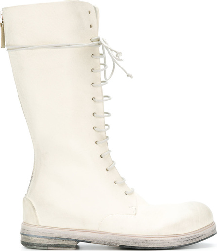 Marsell Knee length lace-up boots