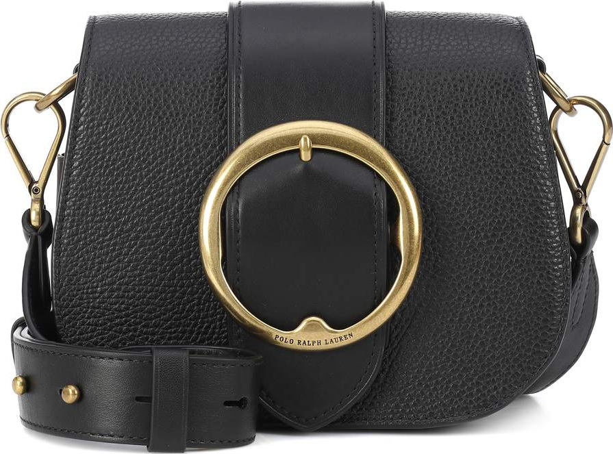 Polo Ralph Lauren - Lennox leather crossbody bag